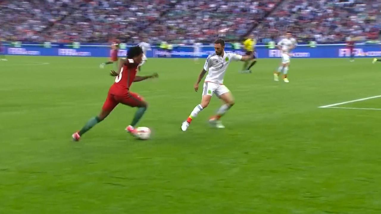 Portugal speelt in slotfase gelijk tegen Mexico (2-2)