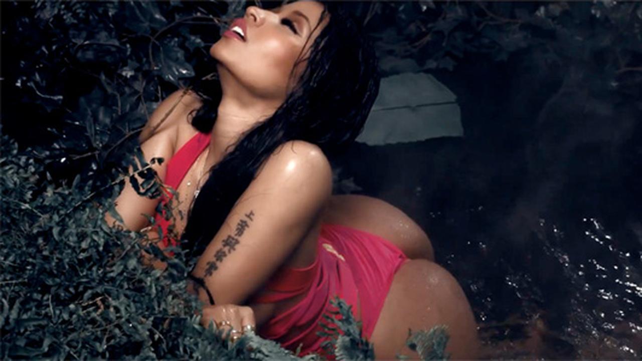 Met deze nummers werd Nicki Minaj bekend