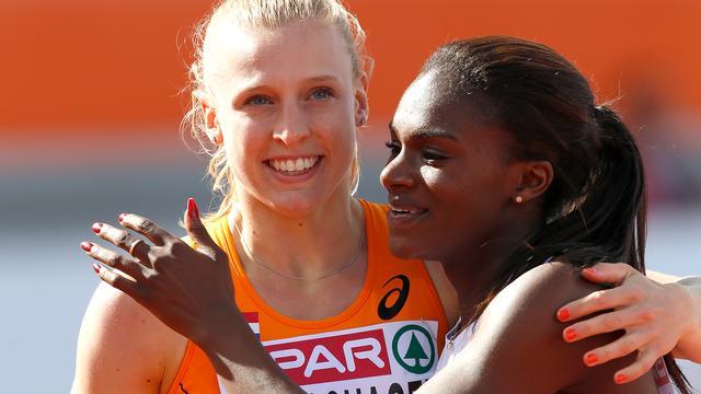 Programma dag 2 EK atletiek: Medaillekansen Martina en Van Schagen