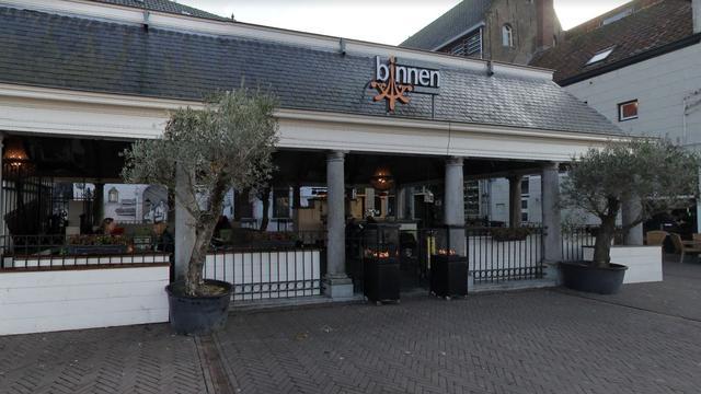 Restaurant Binnen Breda sluit de deuren