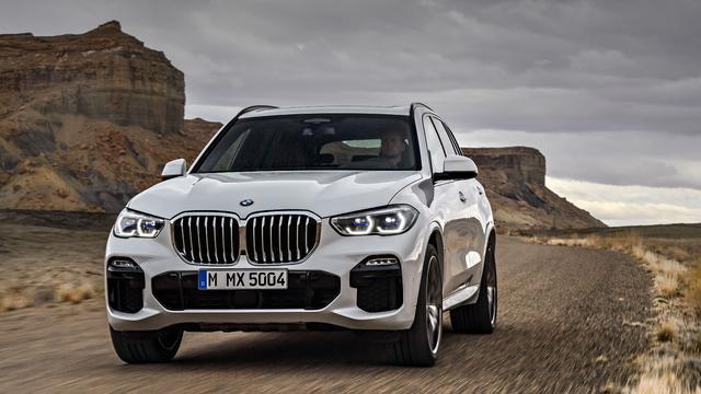 BMW lanceert vierde generatie X5