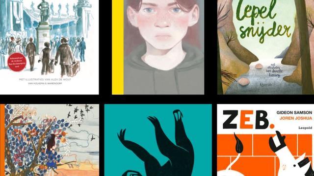 Zes jeugd- en kinderboeken maken kans op Woutertje Pieterse Prijs 2019