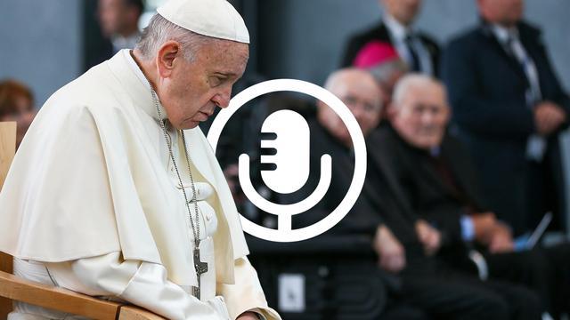 Verzweeg paus Franciscus misbruik binnen de katholieke kerk?