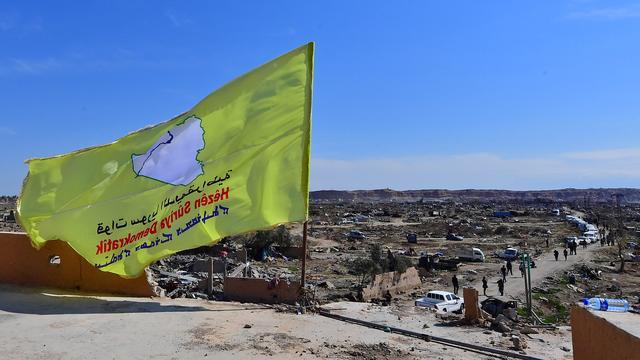 Militaire coalitie: IS verdreven uit laatste bolwerk in Syrië