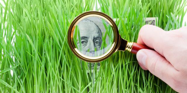 Vijf graadmeters om goedkope aandelen te vinden