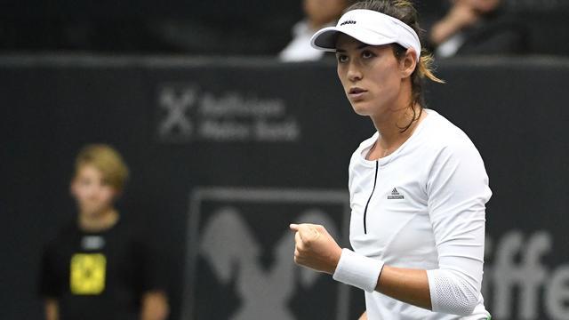 Muguruza plaatst zich als zesde tennisster voor WTA Finals