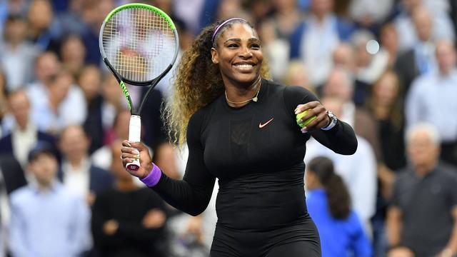 Boogert over US Open-finale: 'Serena Williams nu al beste aller tijden'