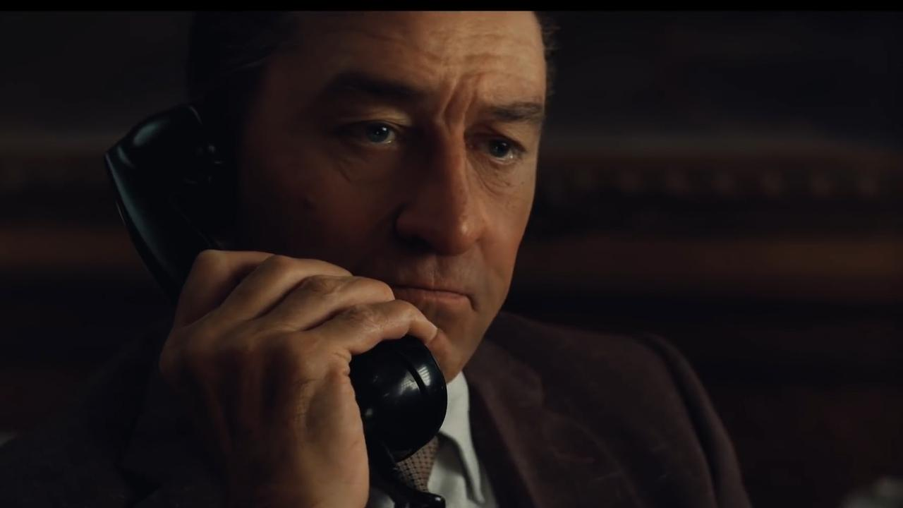 Teaser dure Netflix-film The Irishman getoond