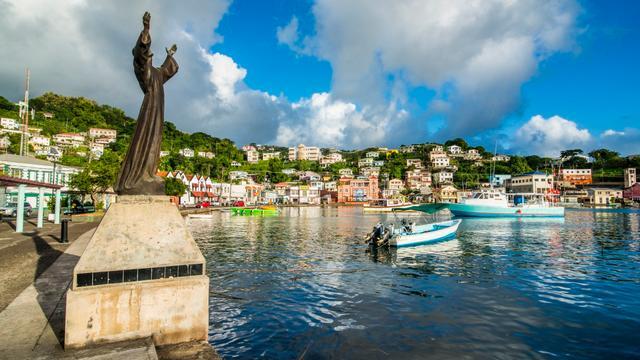 Onderwatervulkaan bij eiland Grenada staat op punt van uitbarsten
