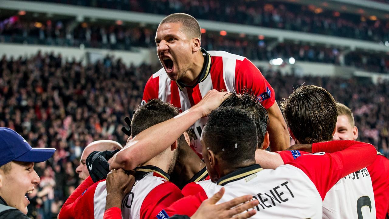 Vijf dingen die u moet weten over PSV-Atletico