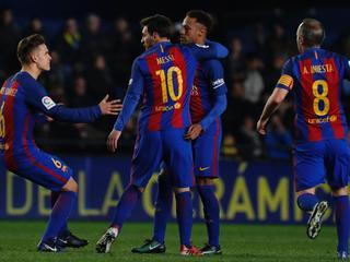 Barcelona verder achterop in titelstrijd