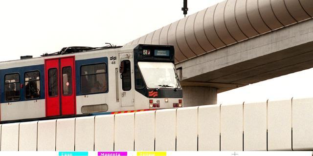 GVB: Uitval lijn 51 gaat komende winter niet verbeteren