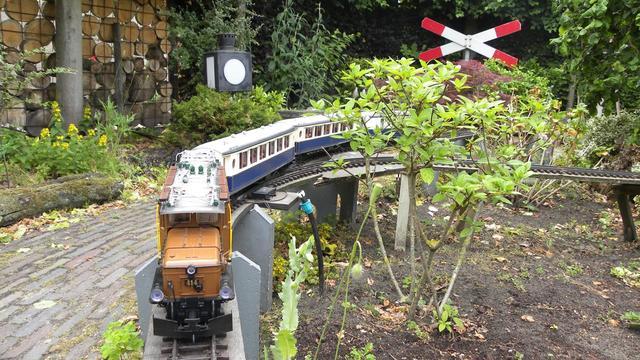 Woonwalhalla's: Een heel huis gewijd aan treinen