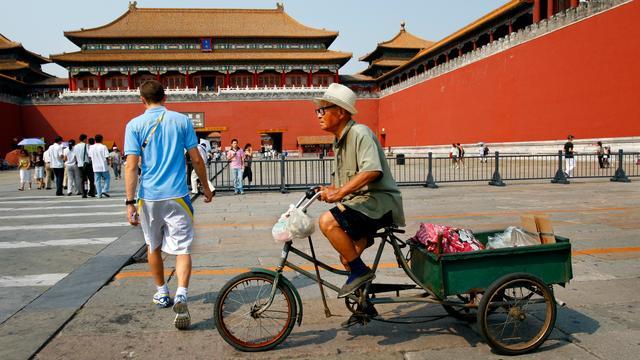 Nederlandse bedrijven bedenken fietsplan voor Peking