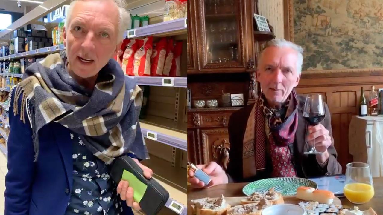 Martien Meiland zit 'heerlijk in quarantaine' in Frankrijk