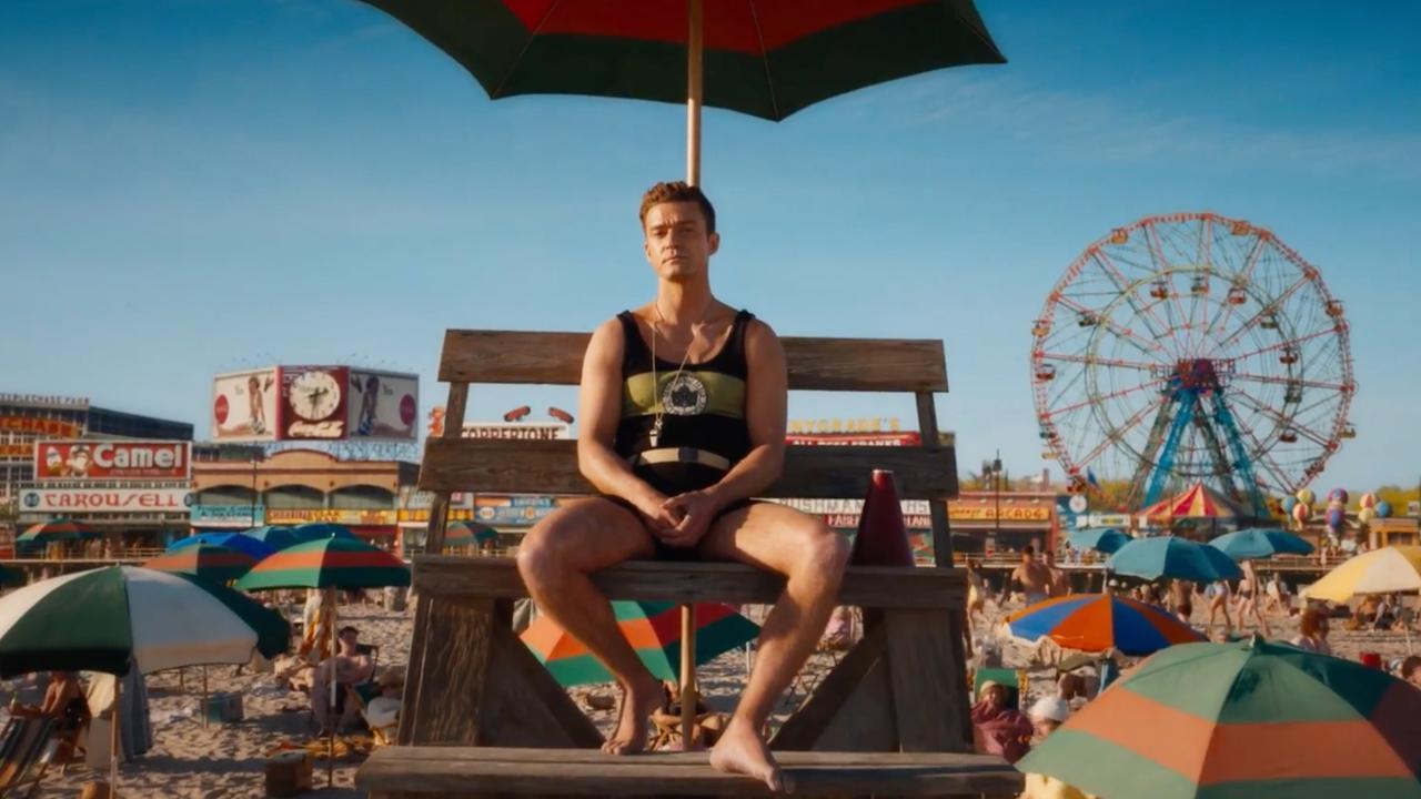 Justin Timberlake speelt jaren '50 badmeester in trailer Wonderwheel