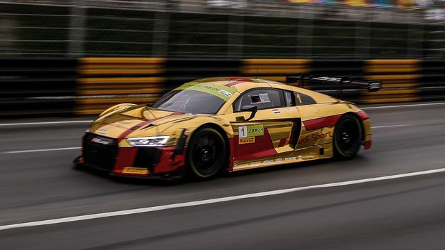 Frijns komend seizoen actief in DTM als fabrieksrijder bij Audi