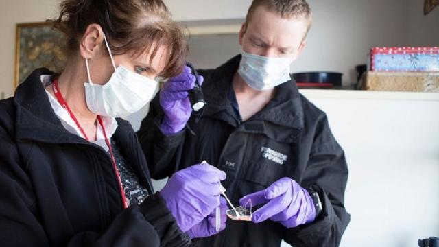 Politie onderzoekt schietincident in woning Schiedamseweg