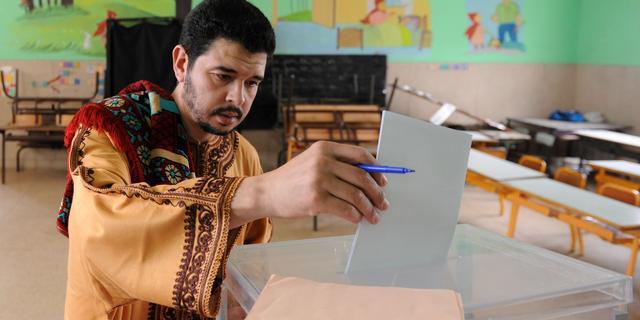 Partij van premier stevent af op verkiezingsoverwinning Marokko