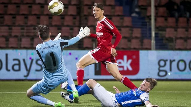 Bekijk de samenvatting van FC Den Bosch-Almere City