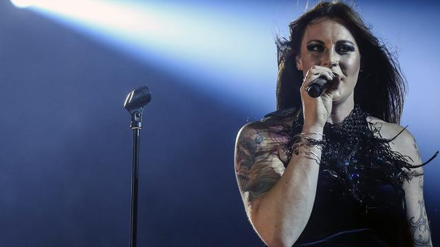 Floor Jansen van Nightwish wint Buma ROCKS! Export Award
