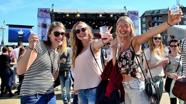Vlissingen verwacht dertigduizend bezoekers voor Bevrijdingsfestival
