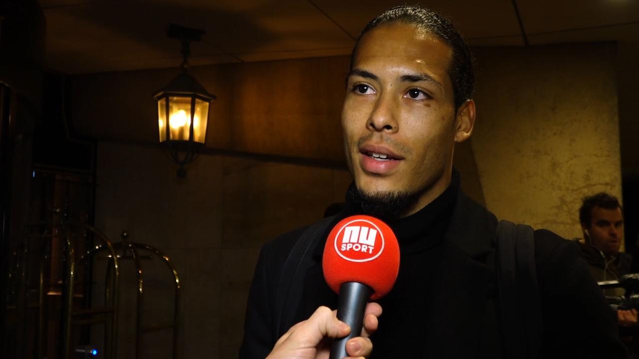 Van Dijk ziet Ronald Koeman als ideale bondscoach Oranje