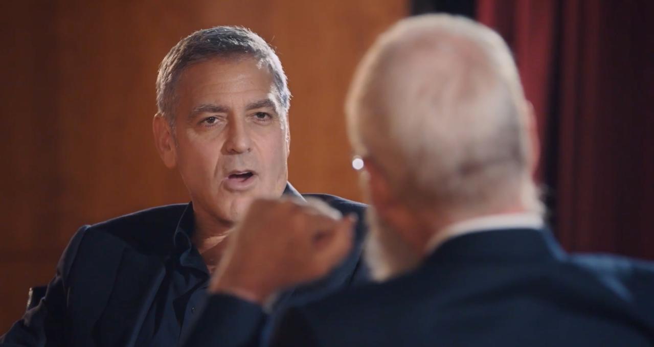 George Clooney dacht slechts vrienden te blijven met vrouw Amal