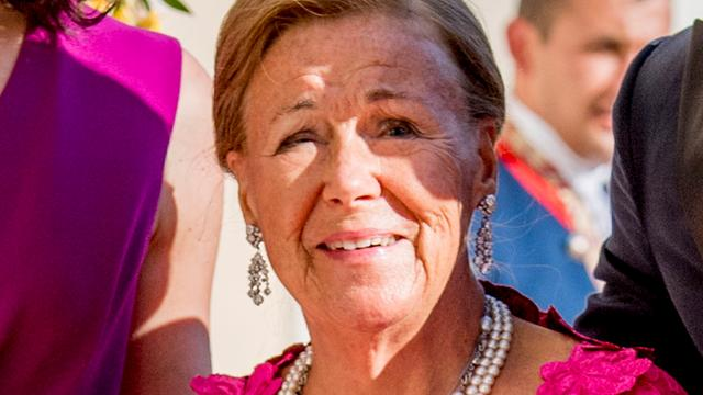 Prinses Christina (71) lijdt aan botkanker