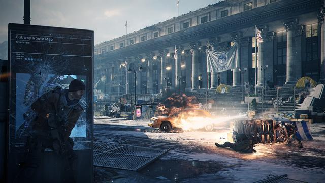 Survival-modus The Division verschijnt voor Xbox One en pc