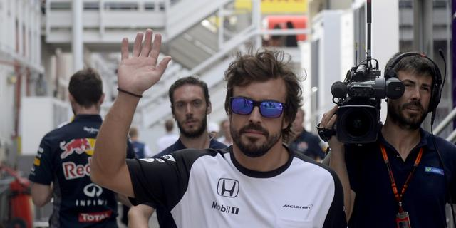 Alonso en Button ondervonden problemen aan 'gevaarlijke' McLaren