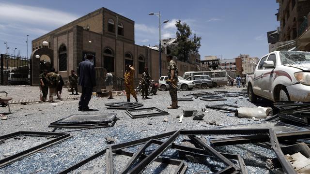 Leger Saoedische coalitie valt toch havenstad in Jemen binnen