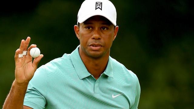 Woods gelooft in zege op 'favoriete baan' van Brits Open