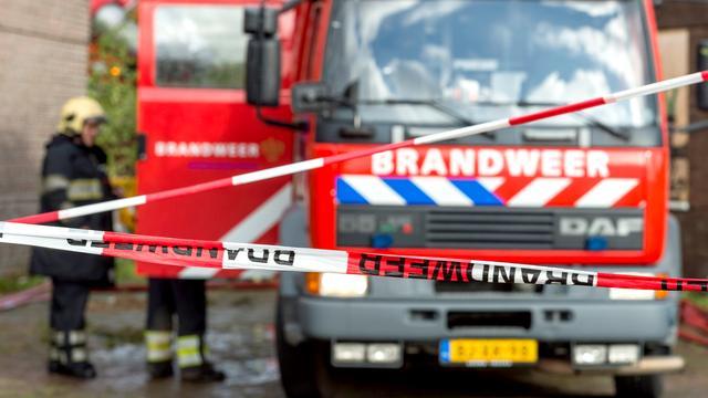 Brandweer ontruimt seniorencomplex in Nieuw-Vennep vanwege gaslucht