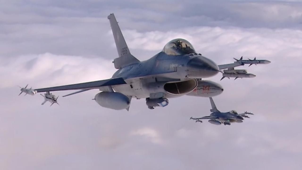 Luchtmacht houdt grote meerdaagse oefening boven Drenthe