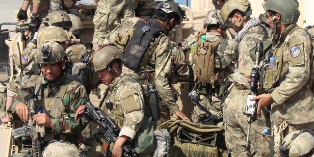 Hevige gevechten tussen Taliban en Afghaanse soldaten in Kunduz