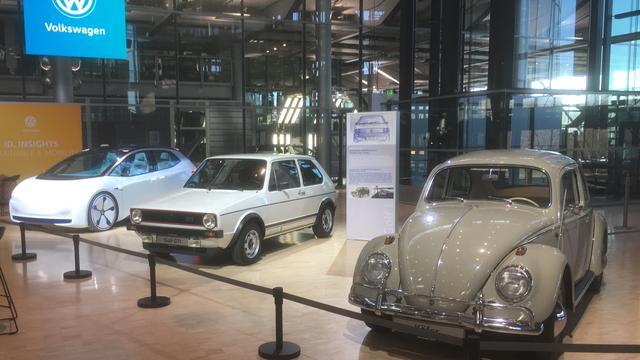 Volkswagen boekt winst van ruim 12 miljard euro in 2018