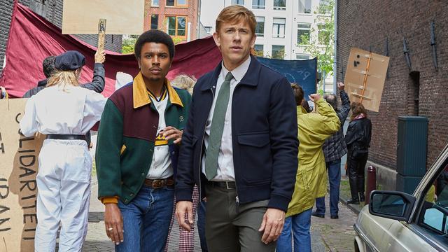 Eerste aflevering Baantjer het begin goed voor 689.000 kijkers op RTL 4