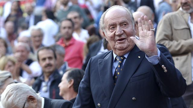 Oud-koning Juan Carlos (81) moet hartoperatie ondergaan