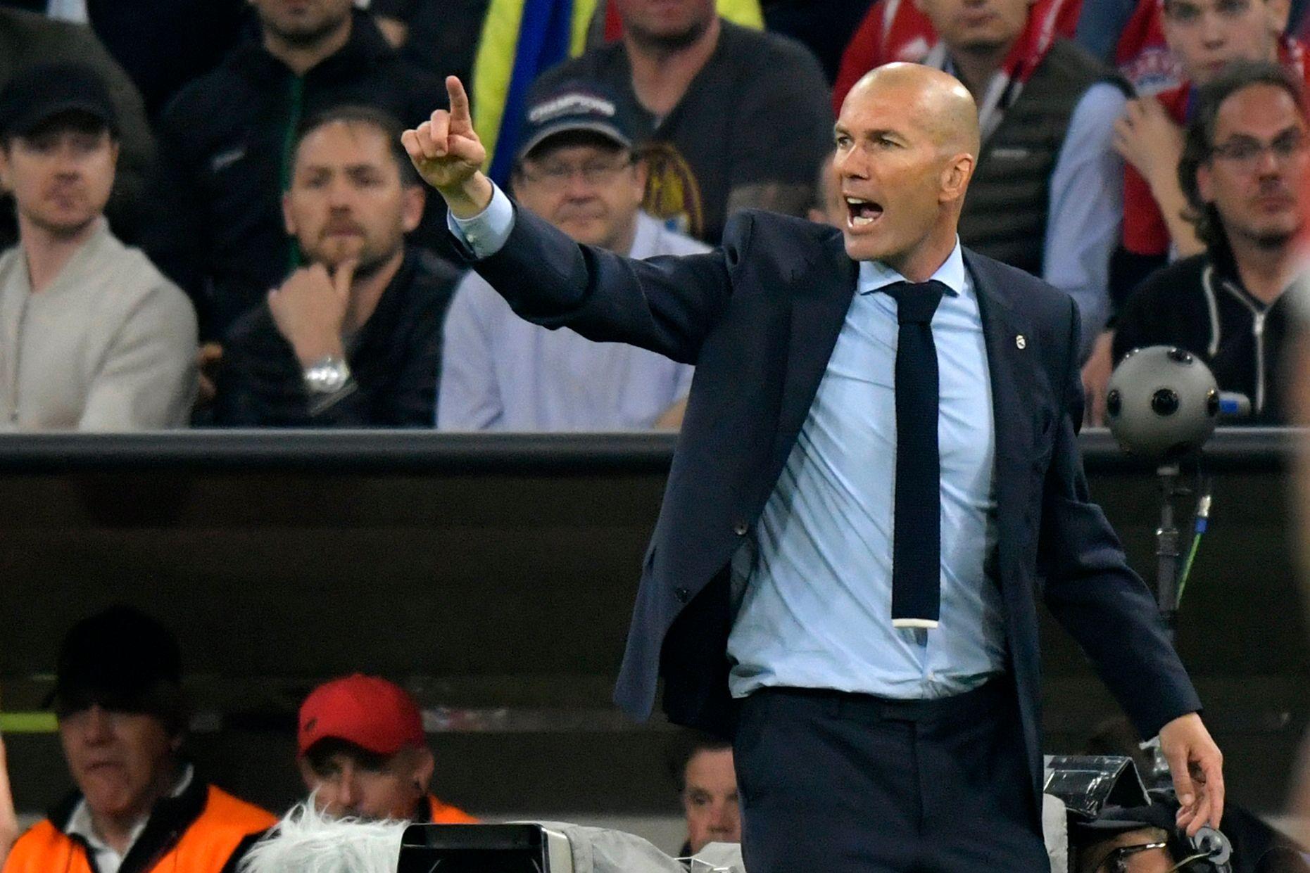 Zidane waarschuwt Real voor herhaling kwartfinaleduel met Juventus