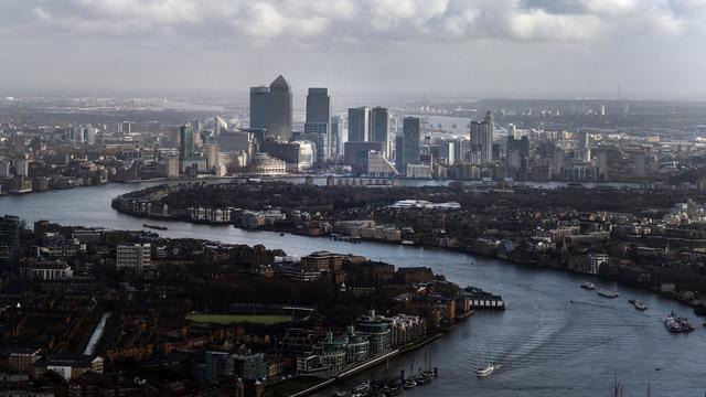 Britse werkloosheid daalt opnieuw