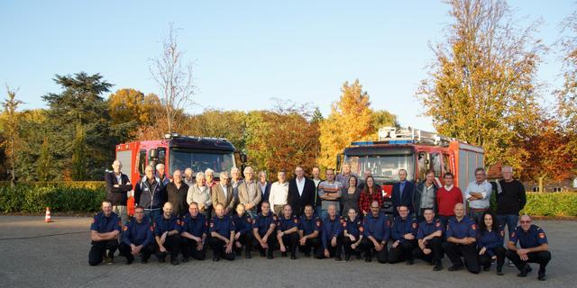Brandweer Rilland bestaat zeventig jaar