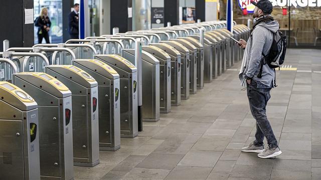 Komend weekend geen treinen tussen Haarlem en Leiden