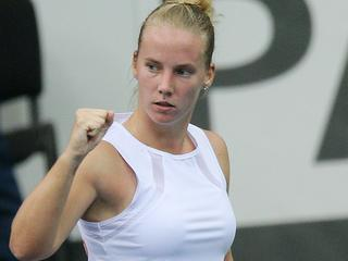 25-jarige Doetinchemse won eerder toernooien in Koksijde en Clermont-Ferrand