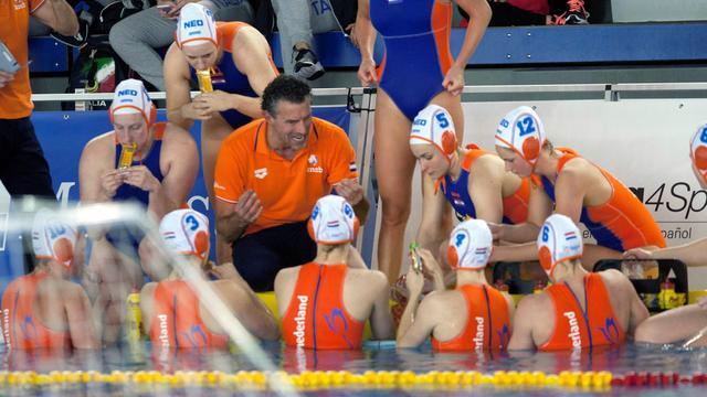 Waterpolosters beginnen superfinale World League met zege op Australië