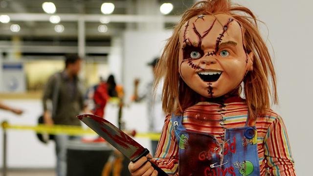 Pop Chucky uit Child's Play krijgt eigen televisieserie