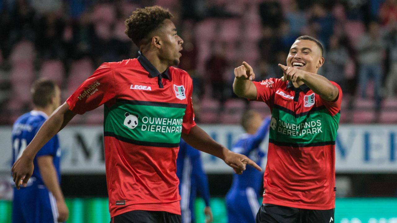 Samenvatting NEC-Almere City (3-1)