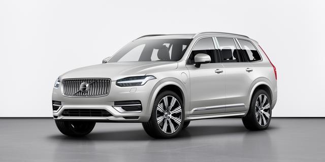 Volvo komt met plug-inhybrideaandrijflijn voor alle modellen