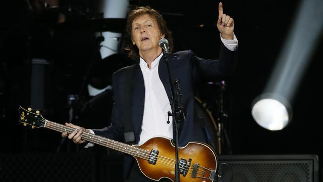 Paul McCartney sloeg medewerking Kanye West aan nieuw album af