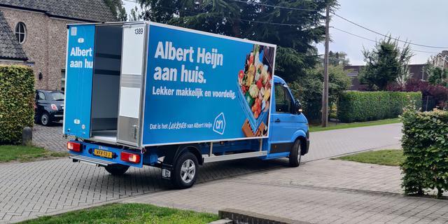 Albert Heijn zet meer geschut in op Belgische markt